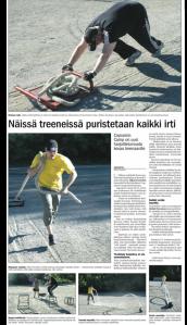 Tuuslajärven viikkouutiset 12.6 2011